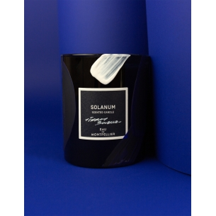 Bougie Solanum design by Tiffany Bouelle - Assemblage N°1
